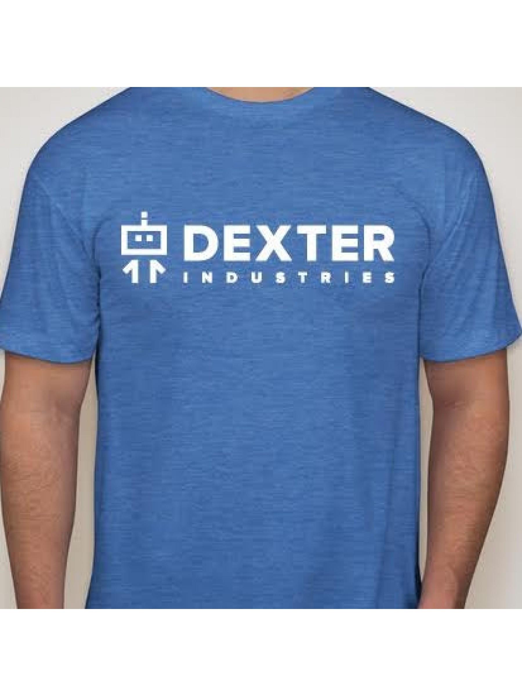 Dexter T-shirt – Blue
