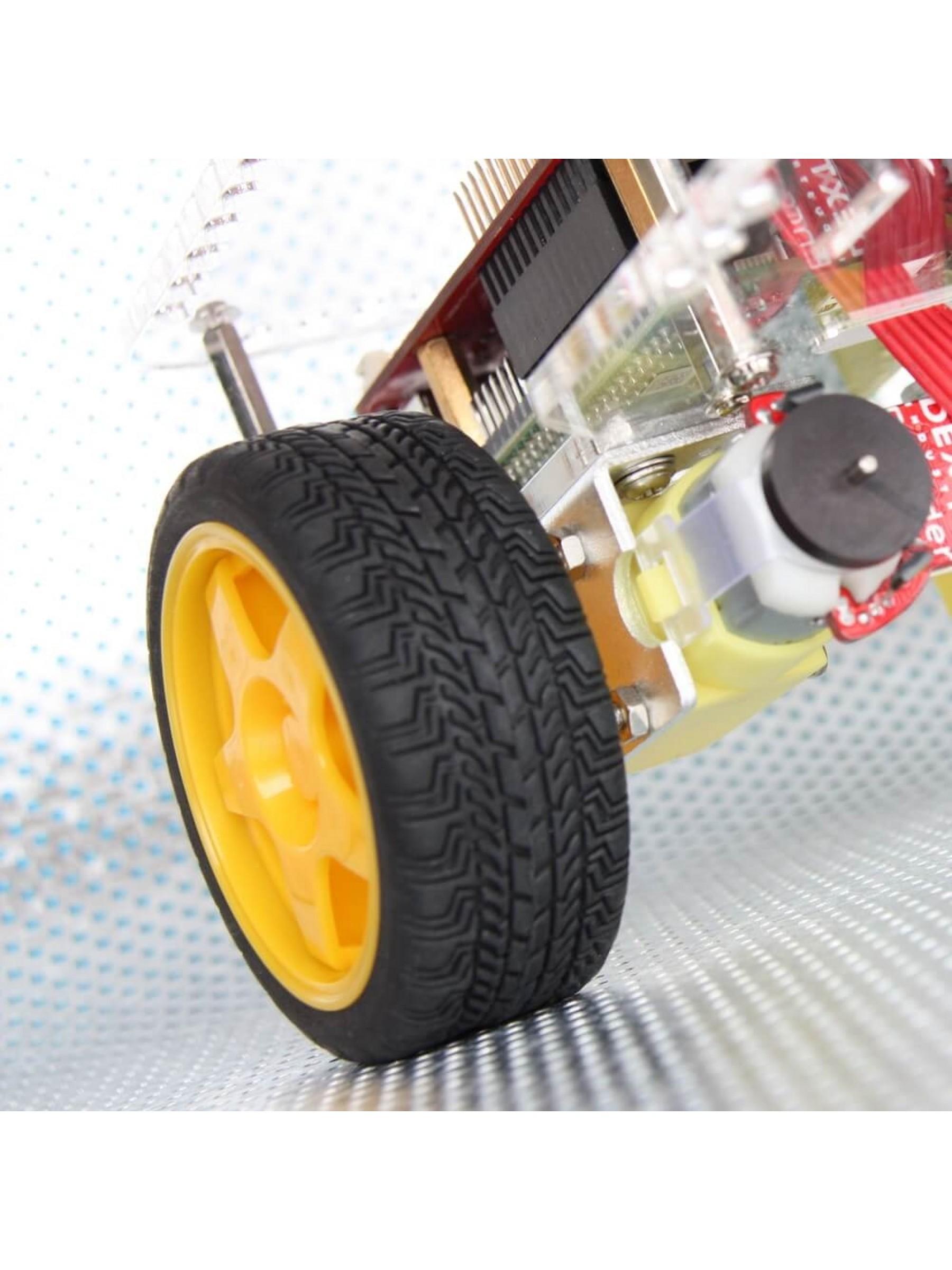 Ratios & Revolutions Robot Lesson
