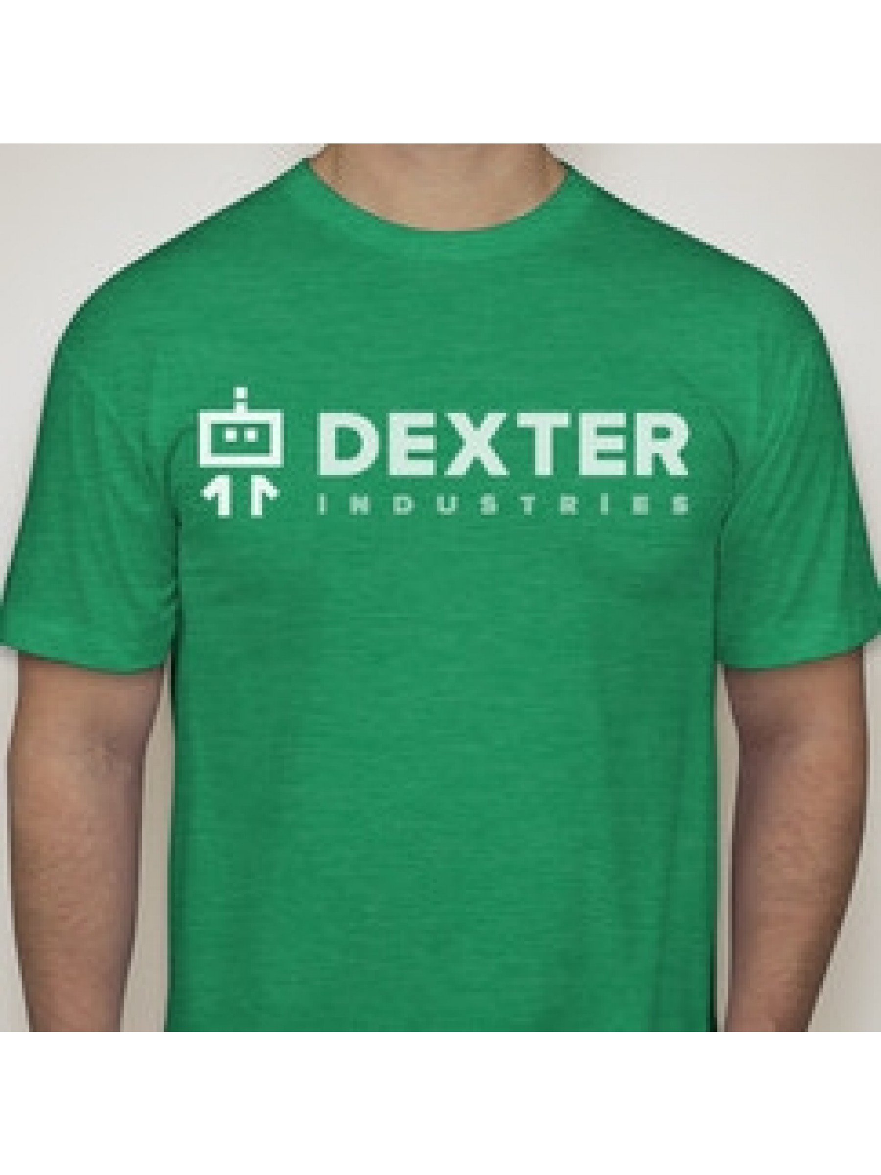 Dexter T-shirt – Green