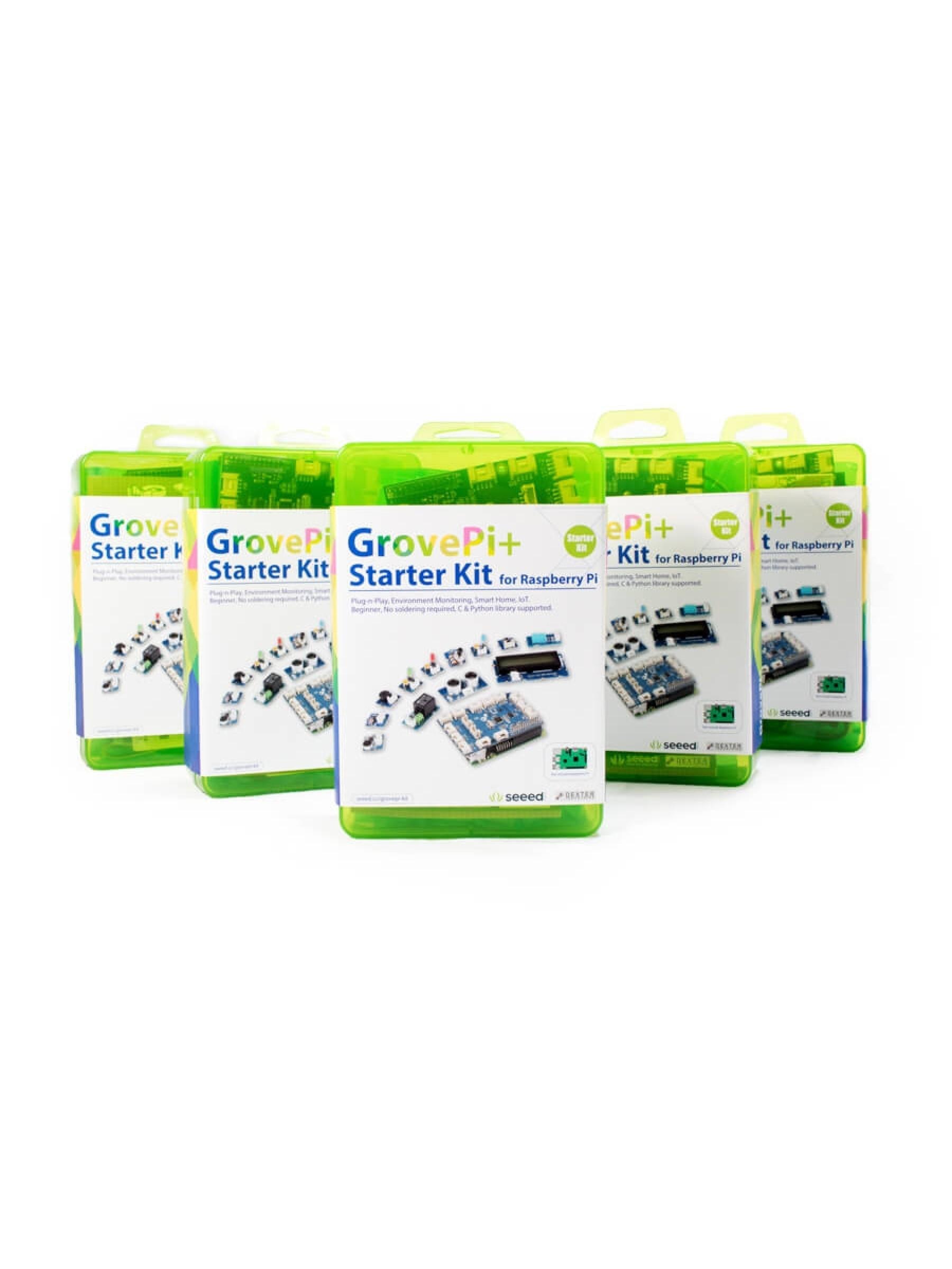 GrovePi+ Classroom Kit