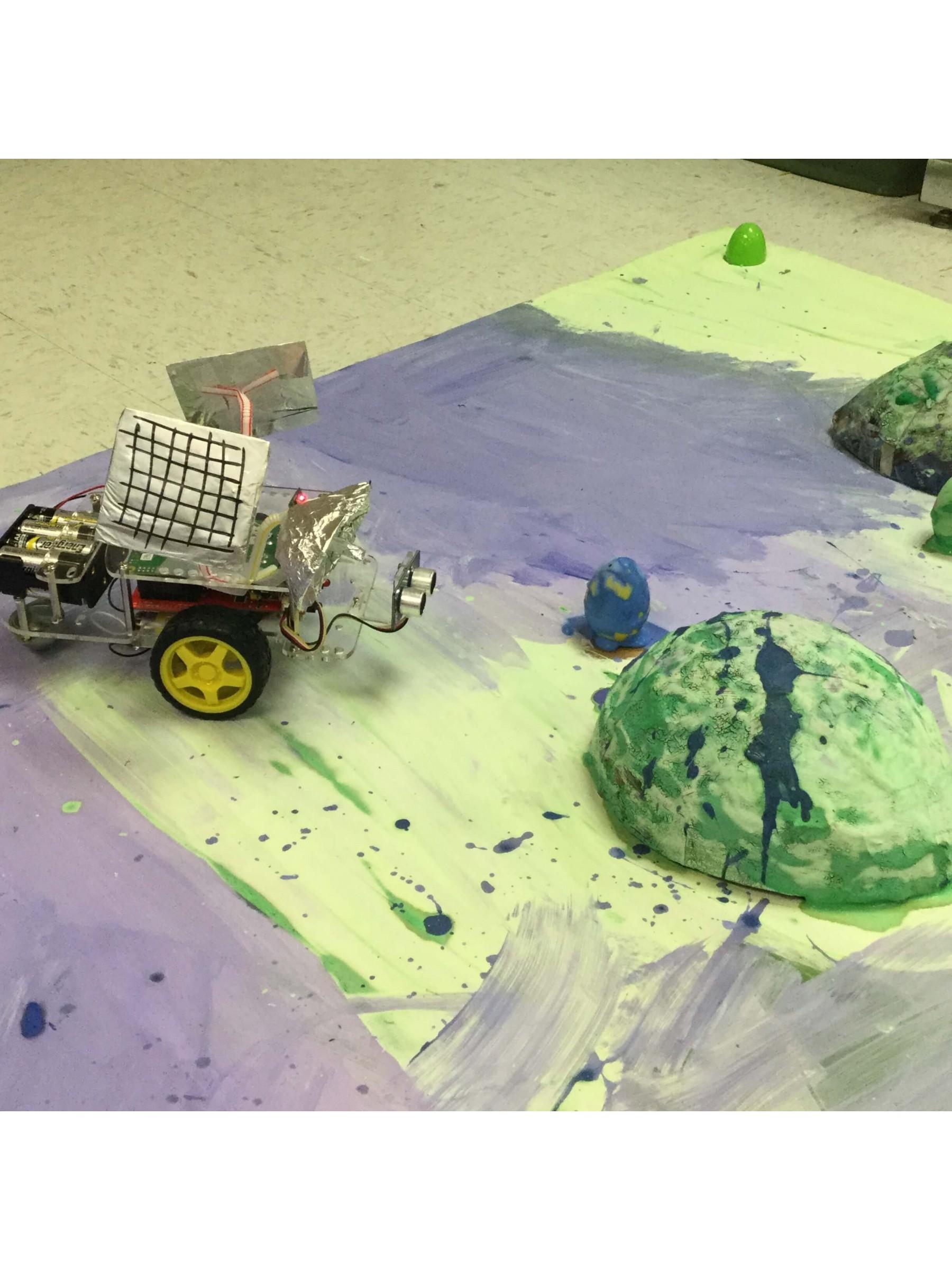 GoPiGo Mars Rover Classroom Kit