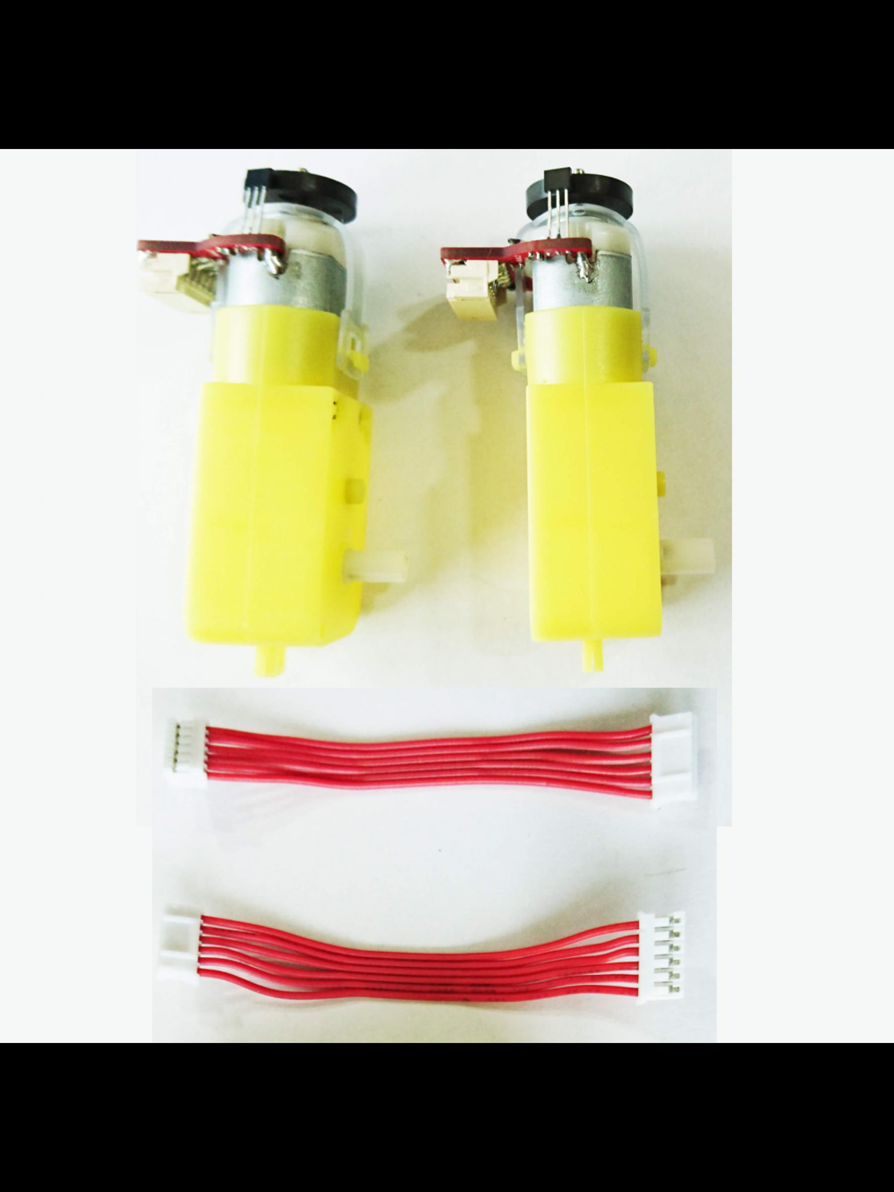GoPiGo3 Motor Replacement Kit - Set of 2