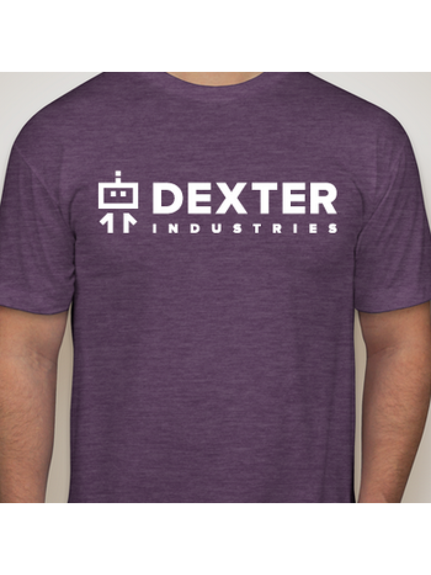Dexter T-shirt – Eggplant