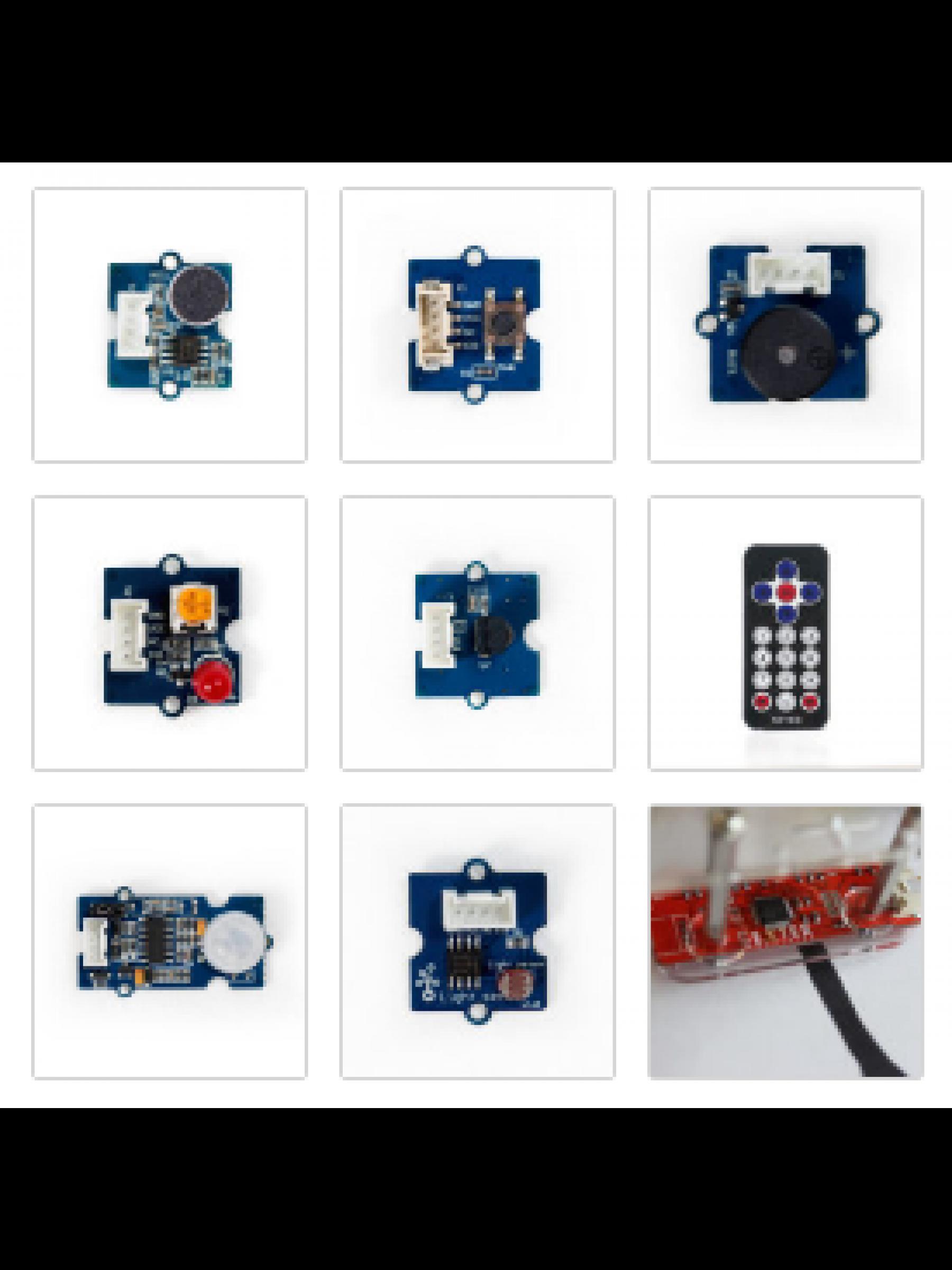 GoBoxEd Sensor Kit