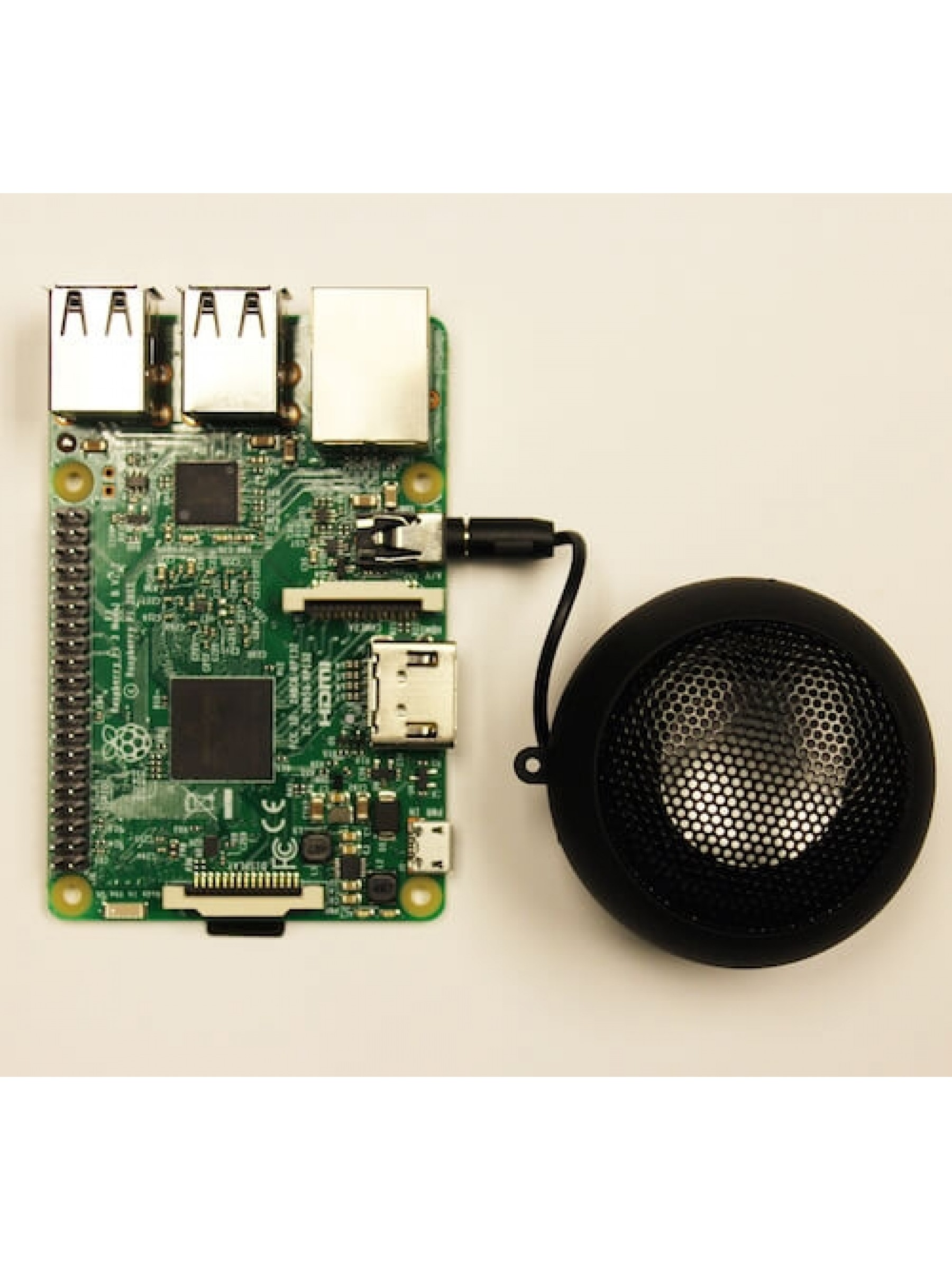 Speaker for Raspberry Pi