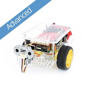 Google Cloud Derby Robot Kit