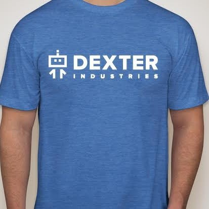 Dexter T-shirt – Blue