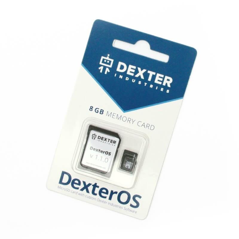 SD Card - DexterOS