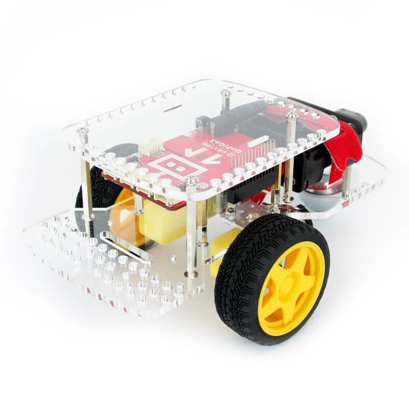GoPiGo3 Robot Base Kit