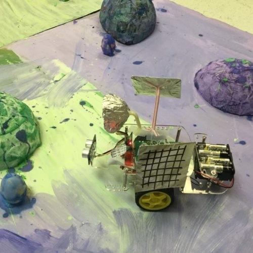 GoPiGo Mars Rover Kit