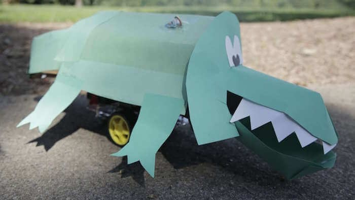Reptiles: Cold-Blooded Robots