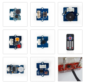 GoBoxEd Sensor Kit